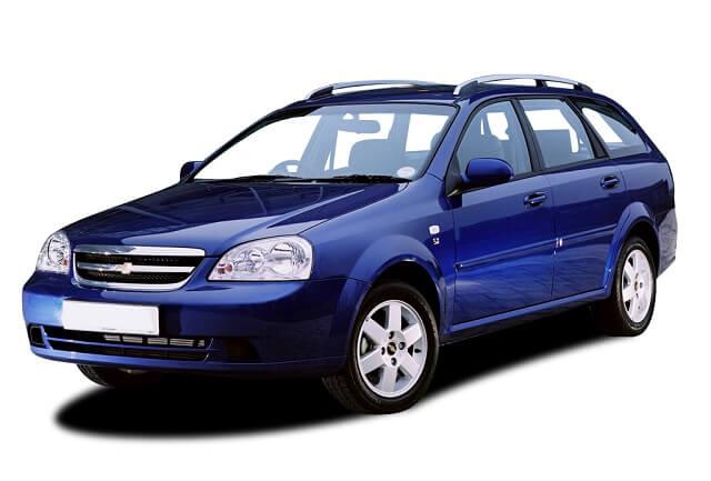Chevrolet Lacetti 2012 синий