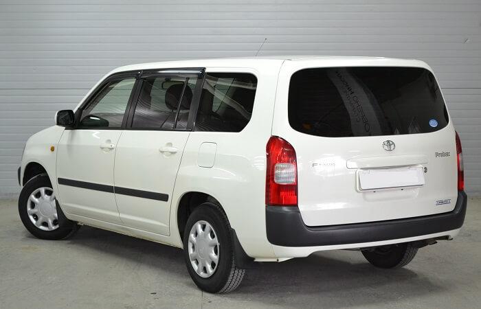 Прокат Toyota Probox в Иркутске