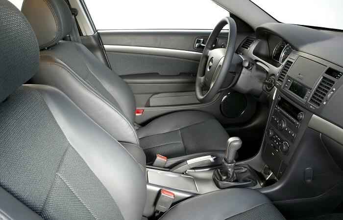 Прокат Chevrolet Epica в Иркутске