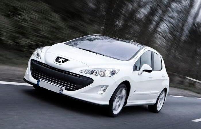 Прокат Peugeot 308