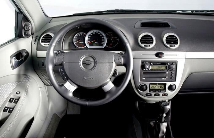 Прокат Chevrolet Lacetti