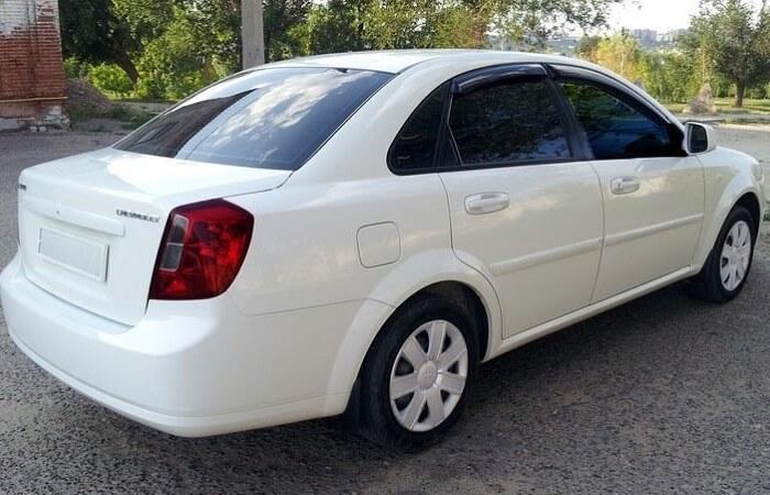 Аренда Chevrolet Lacetti