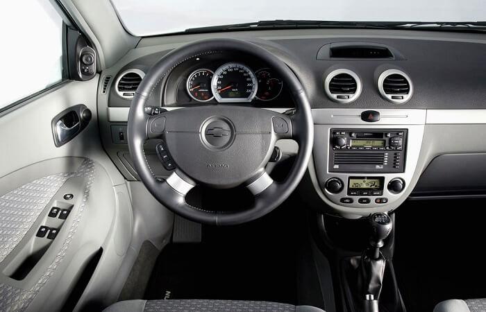 Аренда Chevrolet Lacetti синий универсал