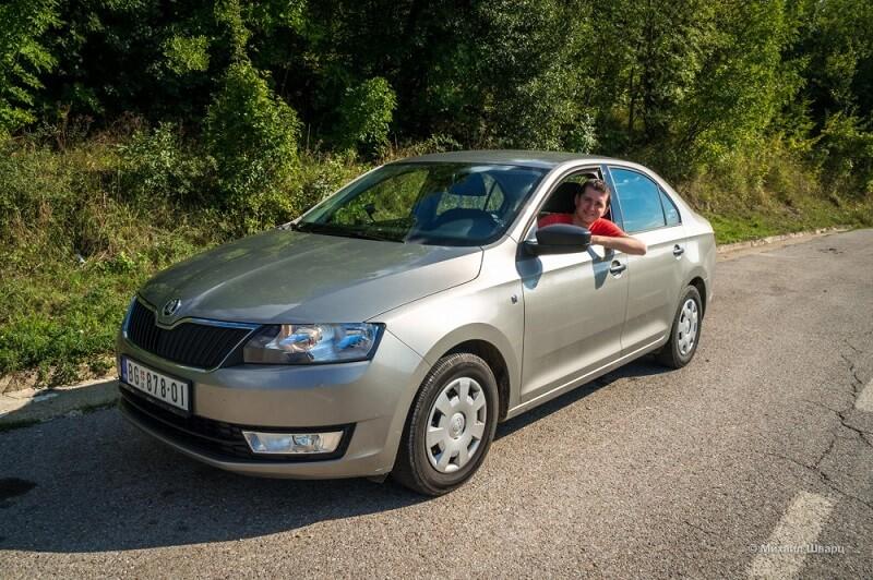 Прокат авто в Белграде